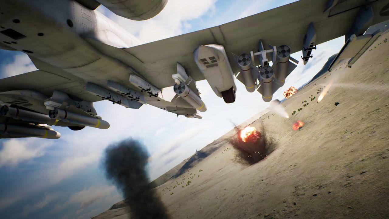 Resultado de imagen para Ace Combat 7: Skies Unknown