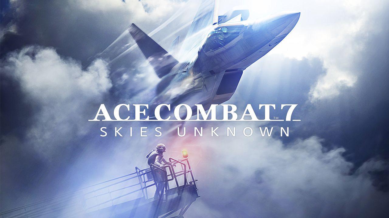 Ace Combat 7: Skies Unknown - Aggiornamento 1.5 25° Anniversario