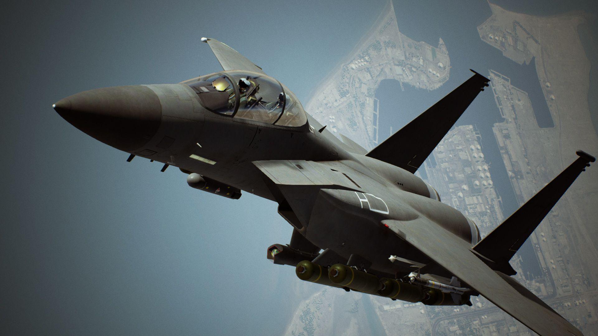 Ace Combat 7: Skies Unknowuscita top