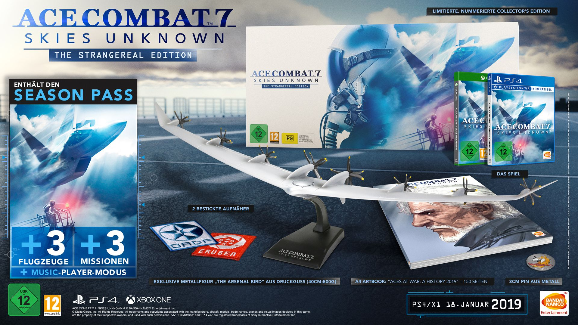 Ace Combat 7 - Collector Edition