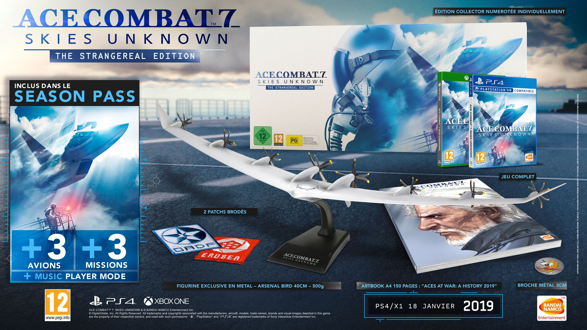 Ace Combat 7 - Edition Collector