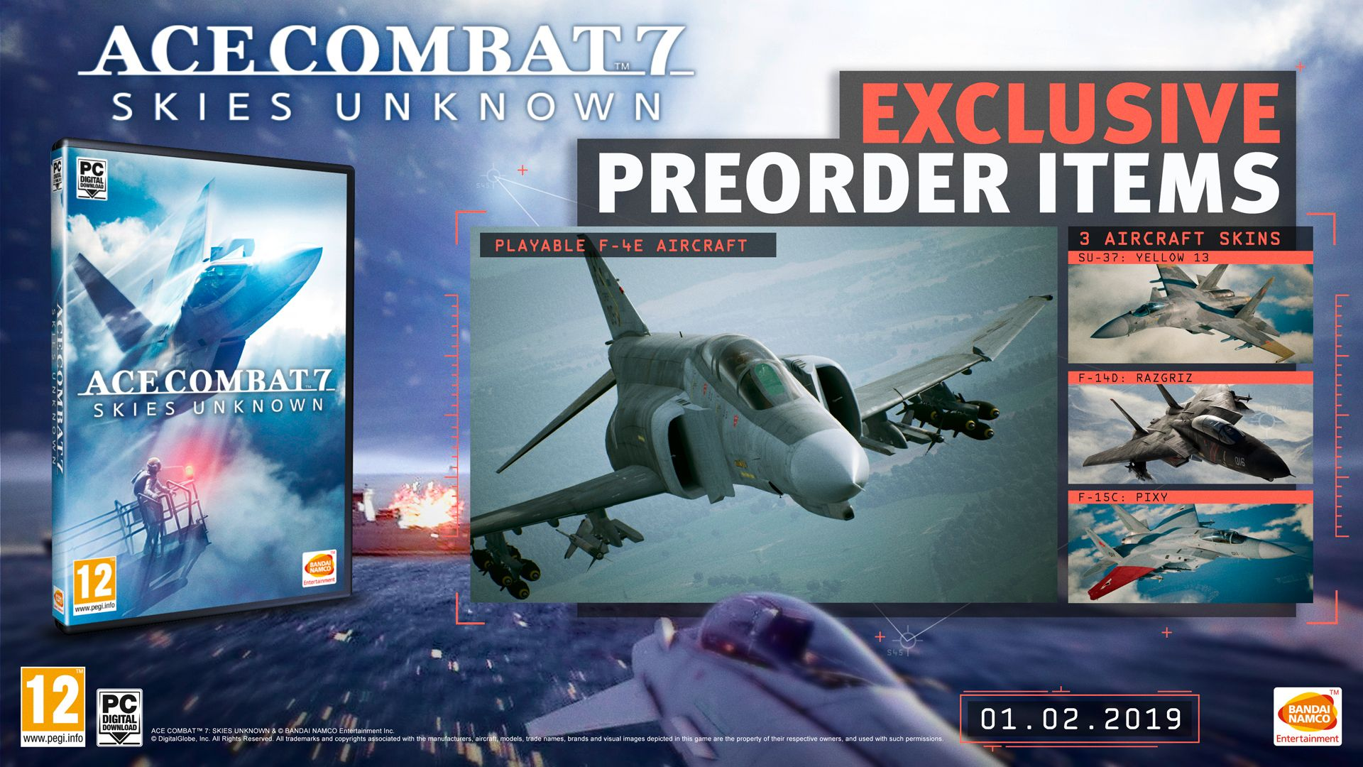 Air Combat Fighter Game