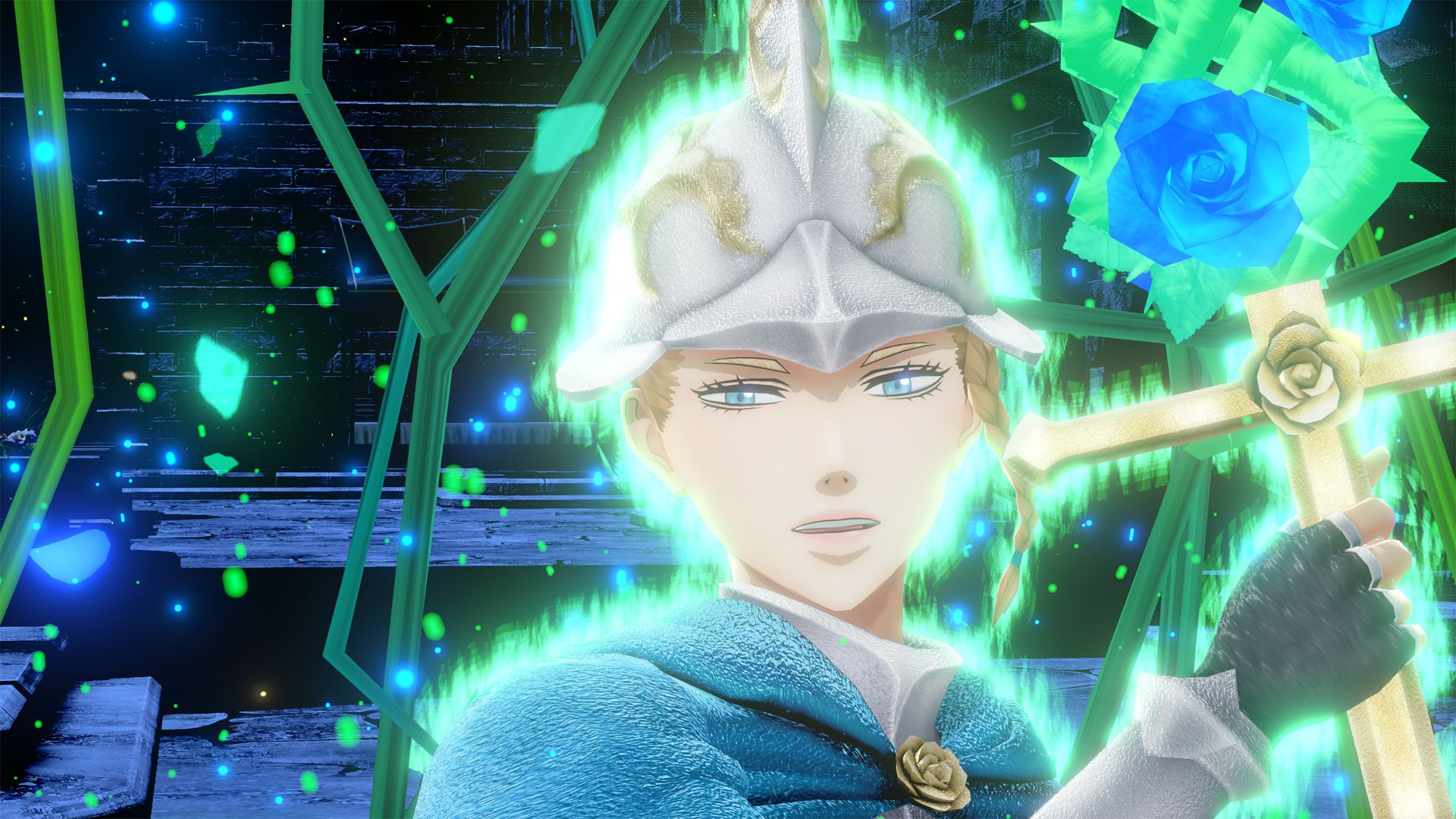 Charlotte now playable in BLACK CLOVER: QUARTET KNIGHTS
