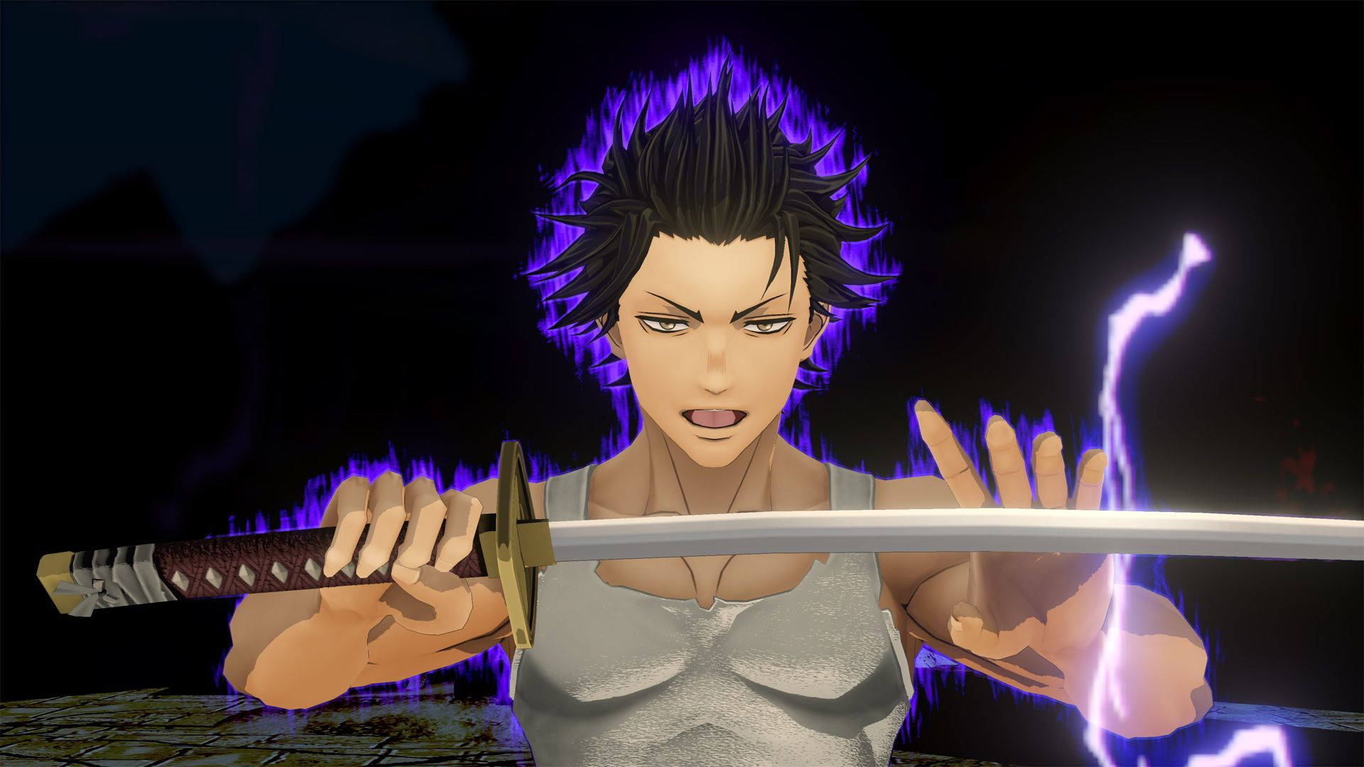 Try BLACK CLOVER QUARTET KNIGHTS for free with demo version release