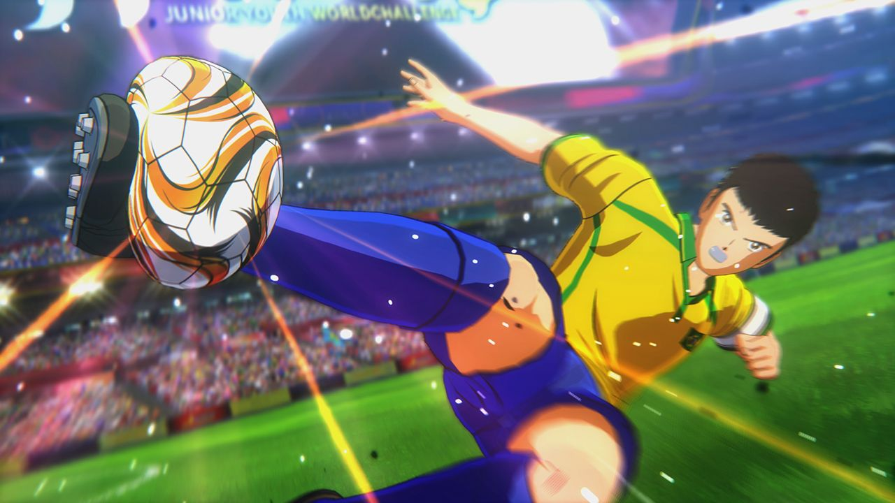 Captain Tsubasa: Rise Of New Champions - Brazil Junior Youth appears out of the blue!