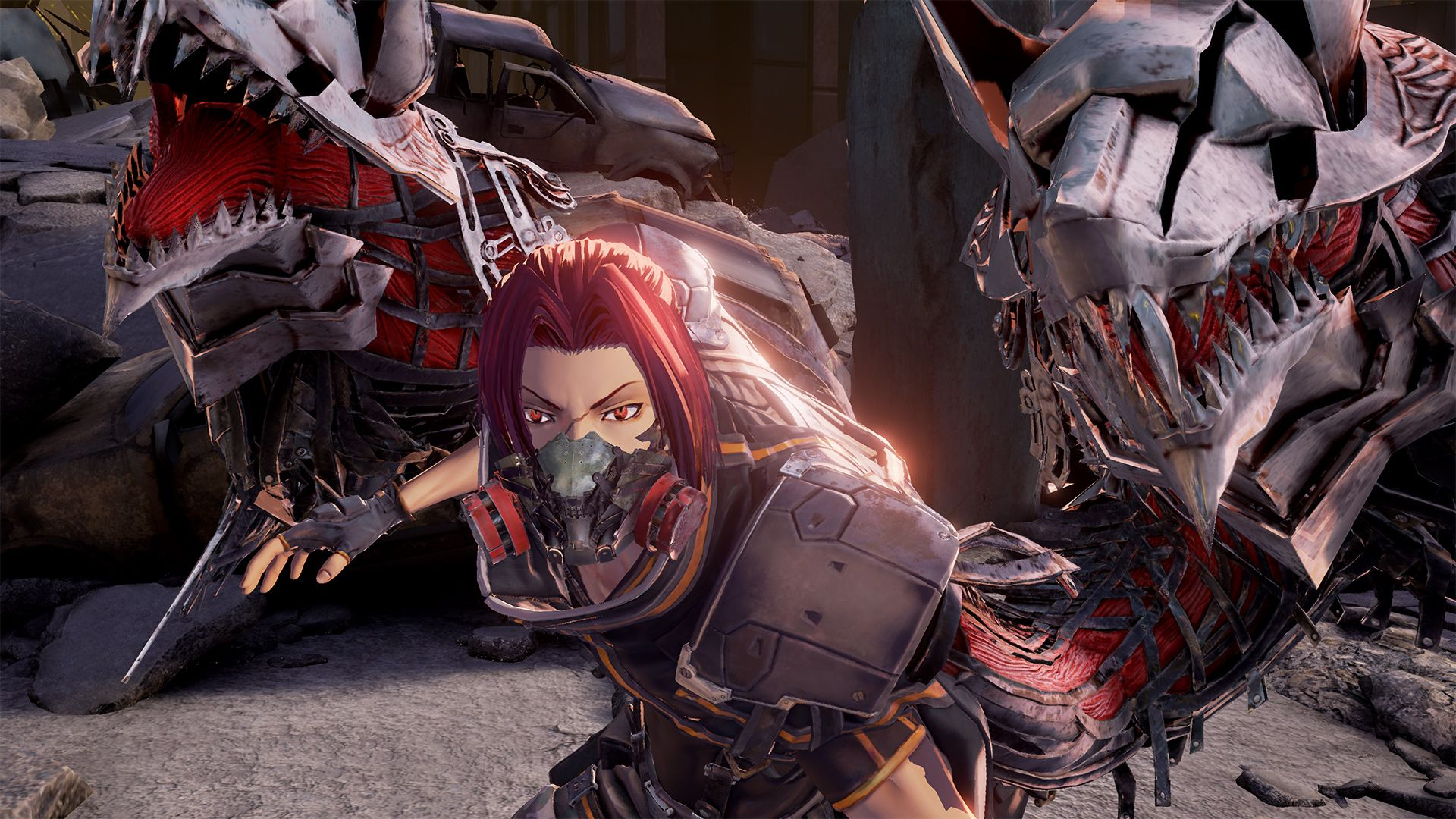 More Details About Characters In Code Vein Bandai Namco