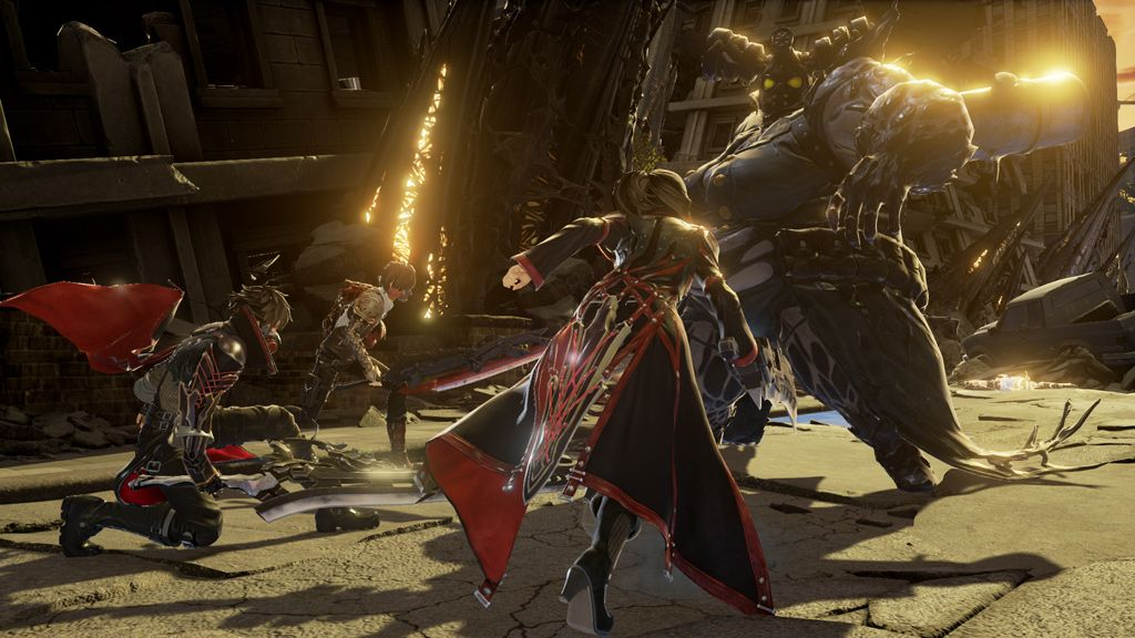 Code Vein multiplayer