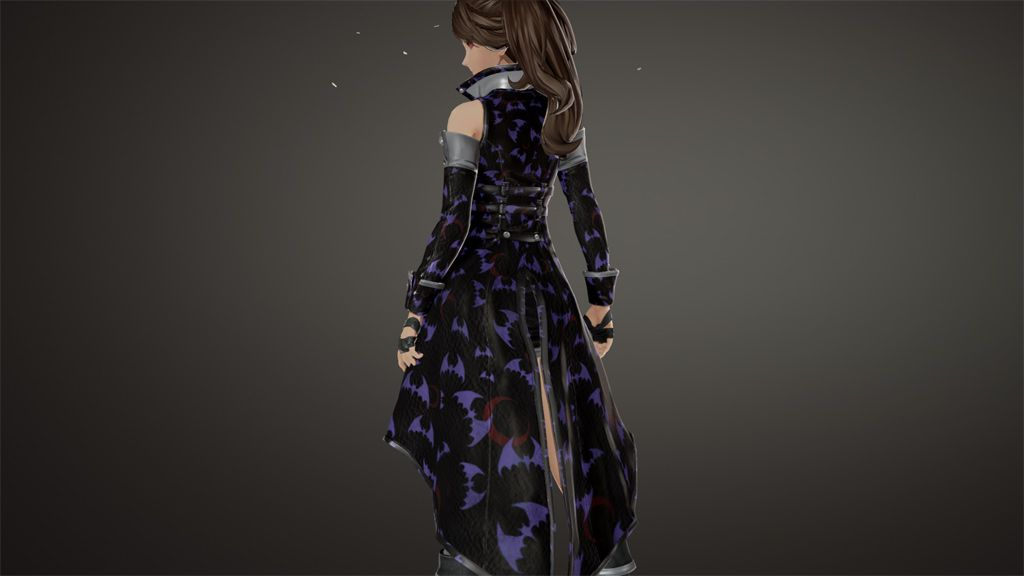 Code Vein - Costumes