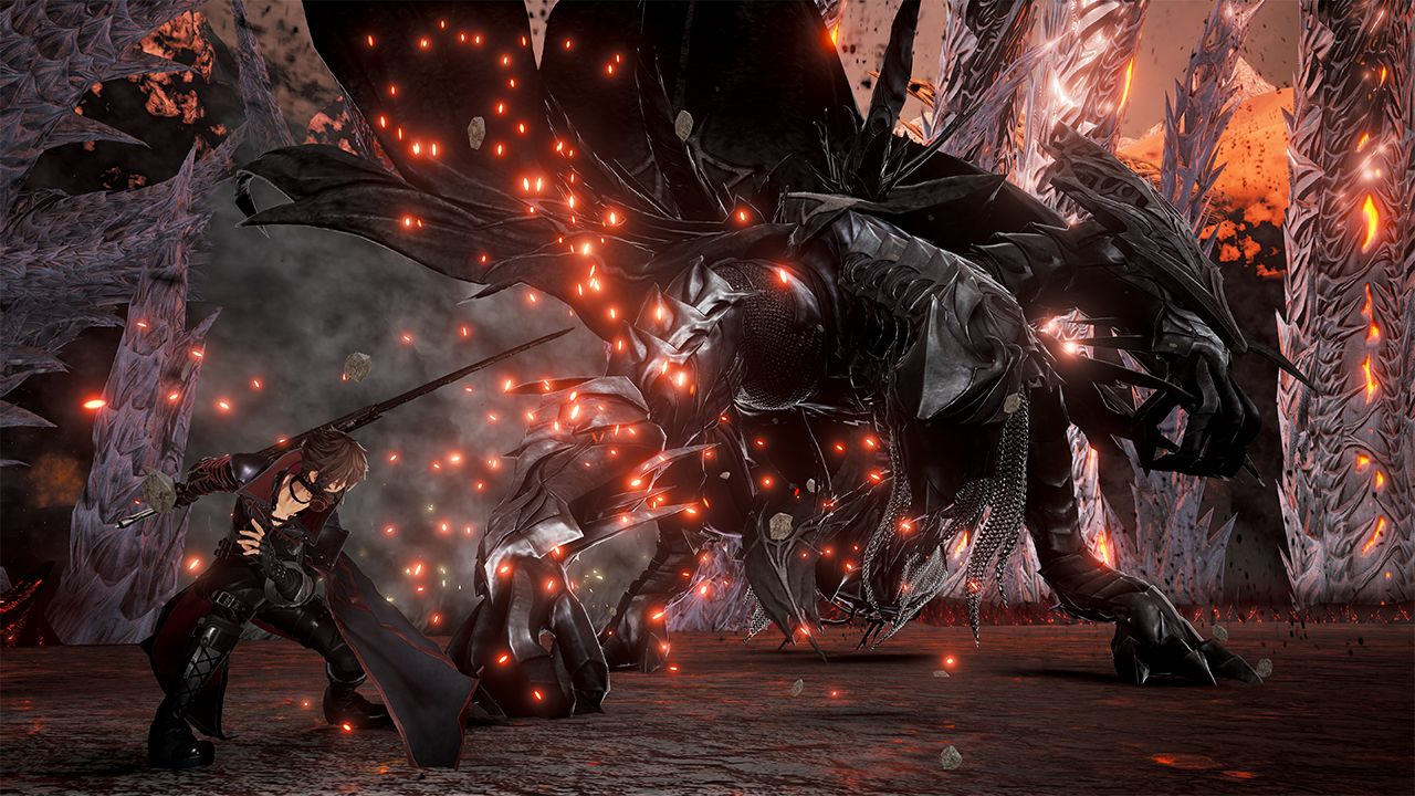 Codevein DLC boss