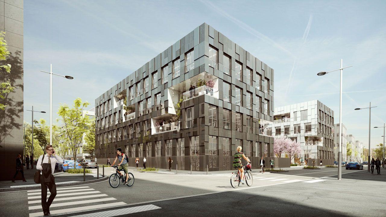 Bandai Namco New Office in Lyon