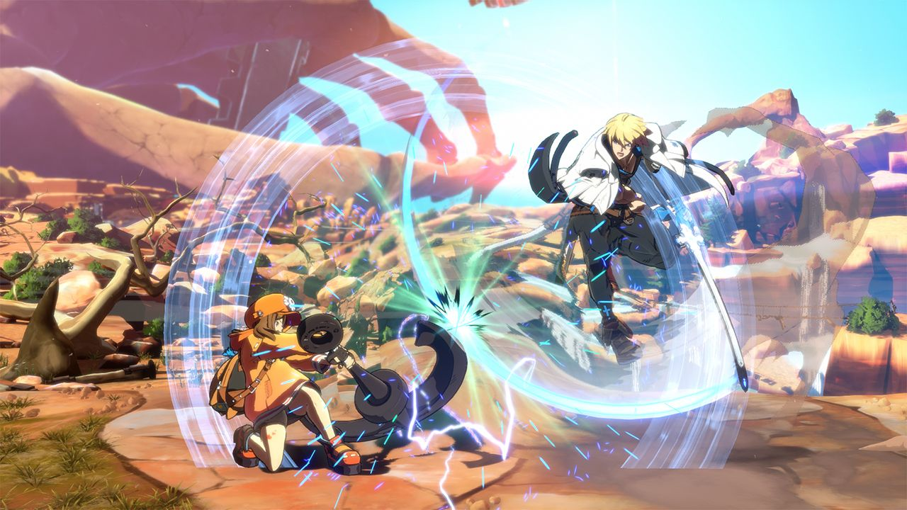 BANDAI NAMCO ENTERTAINMENT PUBBLICHERÀ Guilty Gear -Strive- IN EUROPA E ASIA!
