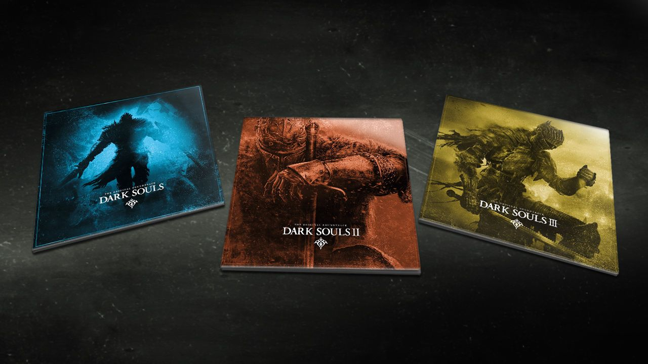 DARK SOULS: The Vinyl Collection |