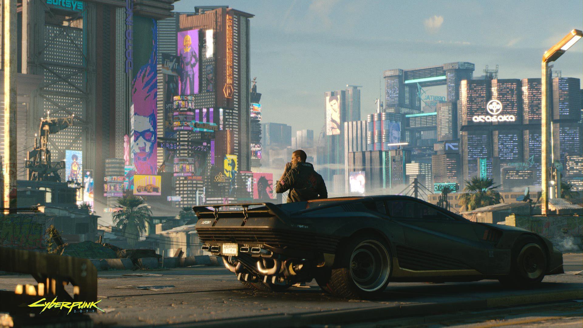 BANDAI NAMCO Entertainment Europe distribuera Cyberpunk 2077 sur certains marchés européens