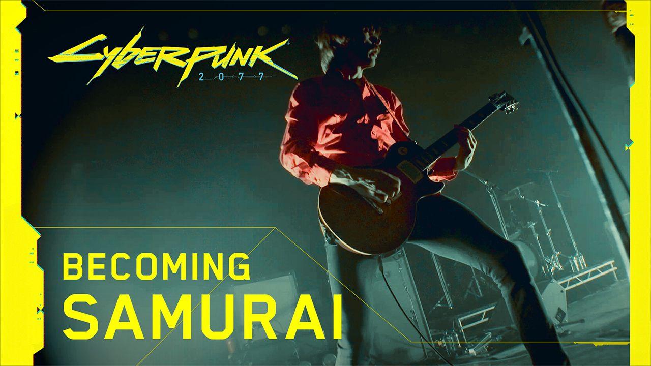 Guarda tre nuovi video di Cyberpunk 2077!