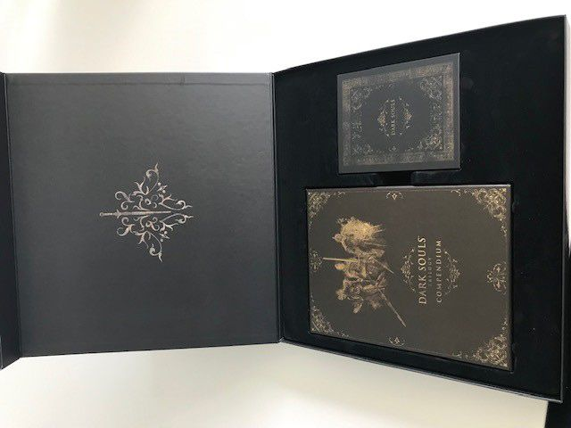 Dark Souls Trilogy Final Box