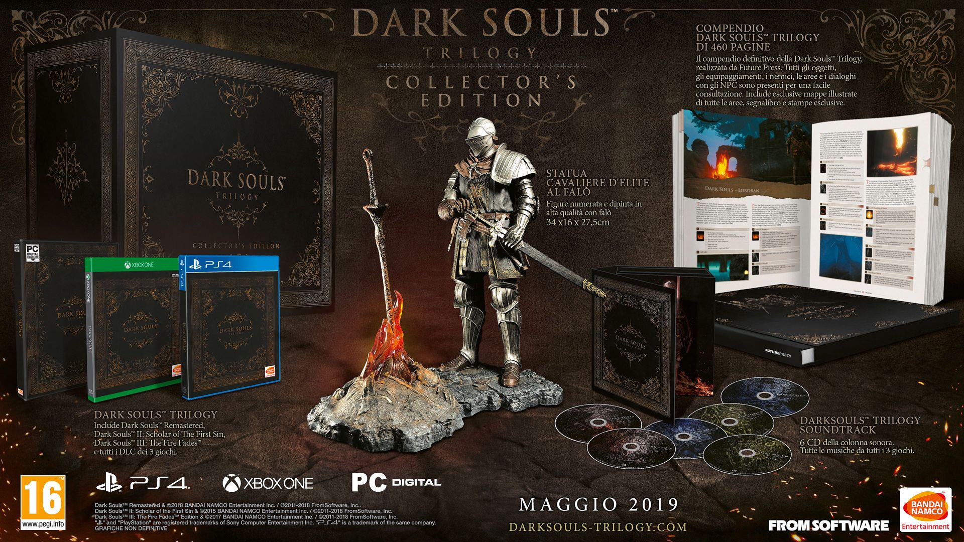 Dark Souls Trilogy - Collector Edition