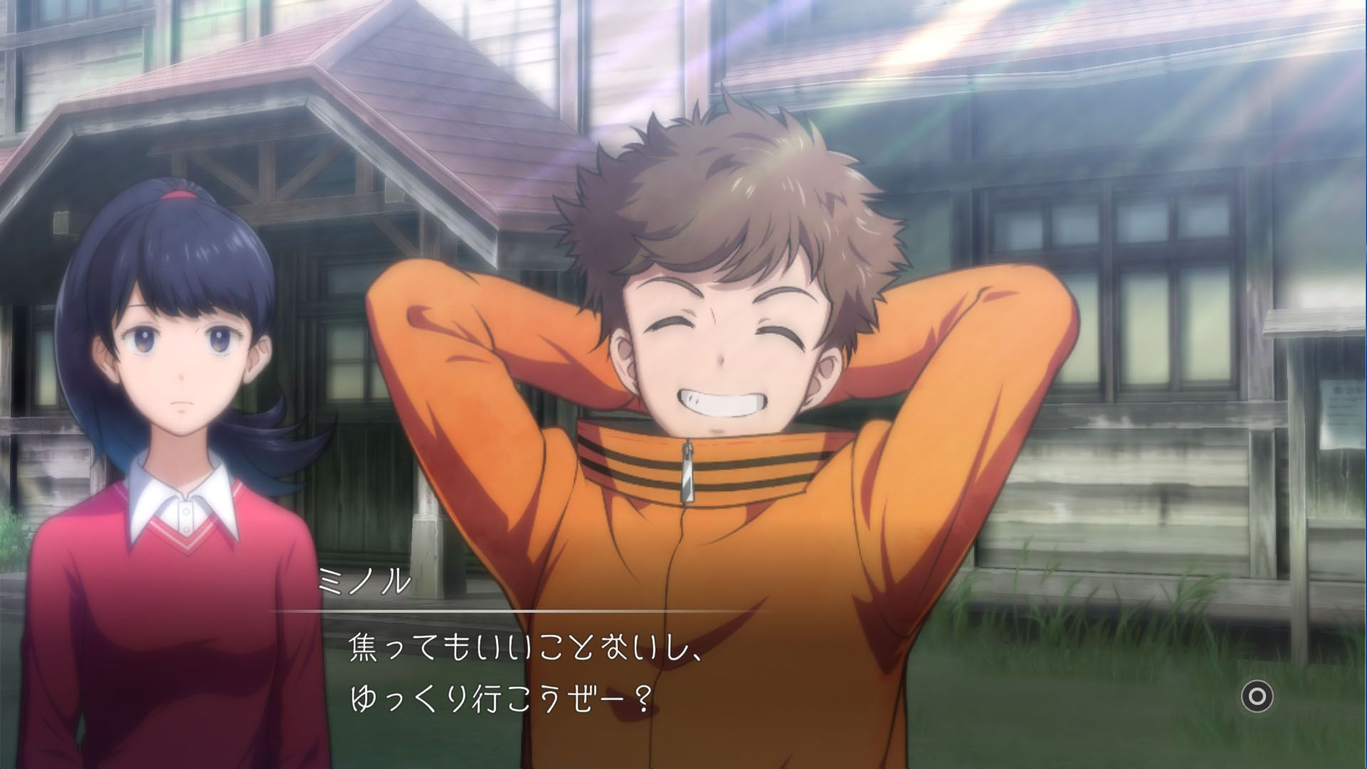 First glimpse of DIGIMON SURVIVE story, new characters and Digimon