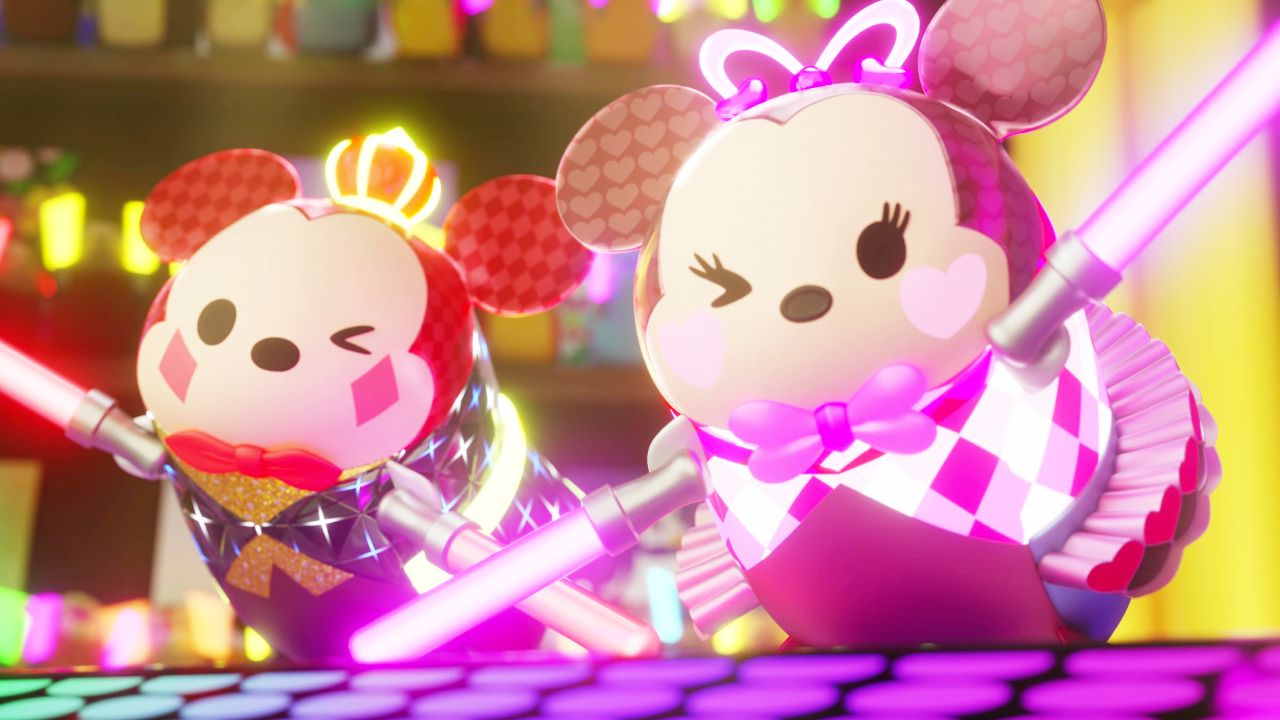 Discover more from DISNEY TSUM TSUM FESTIVAL in all-new