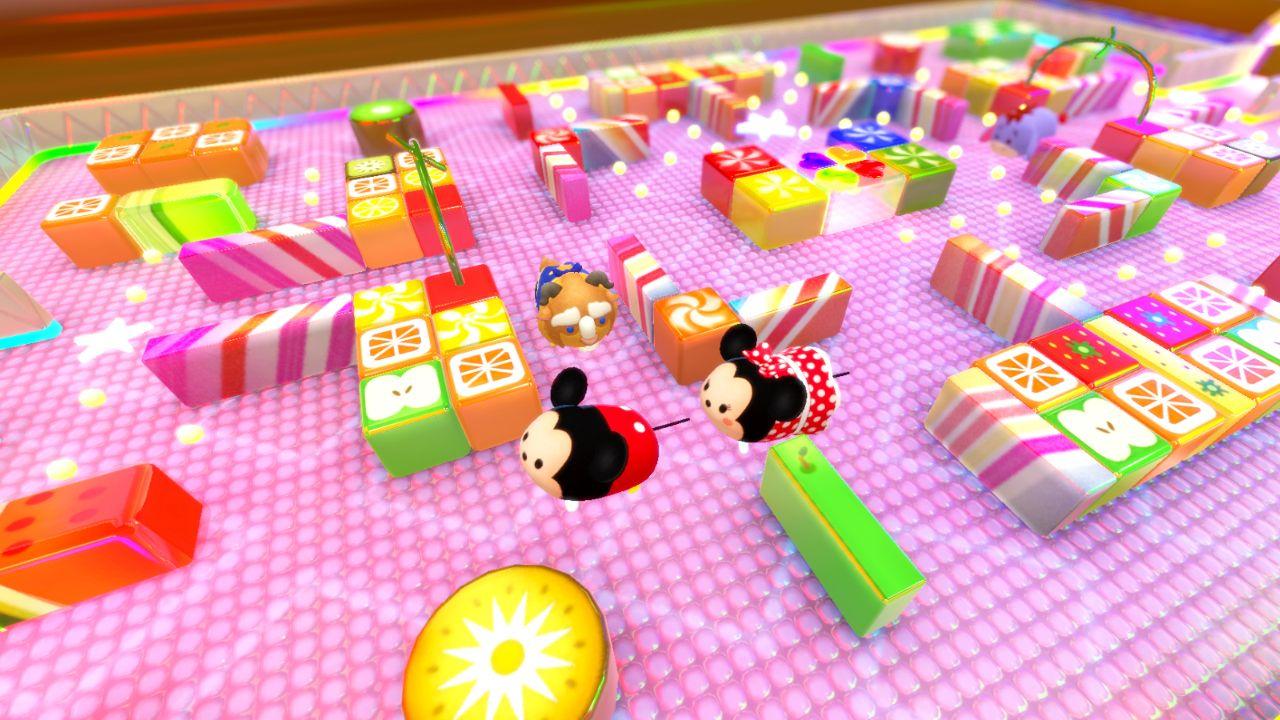 Disney TSUM TSUM Festival disponible dès aujourd'hui sur Nintendo Switch