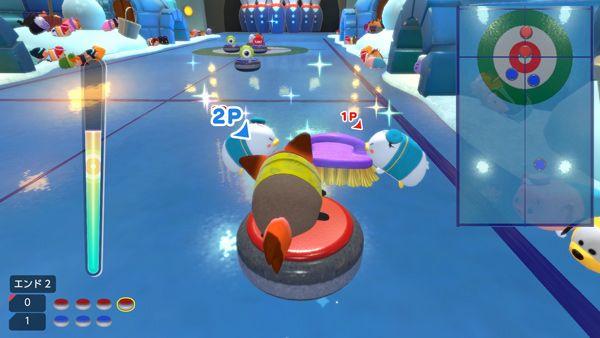 Tsum Curling
