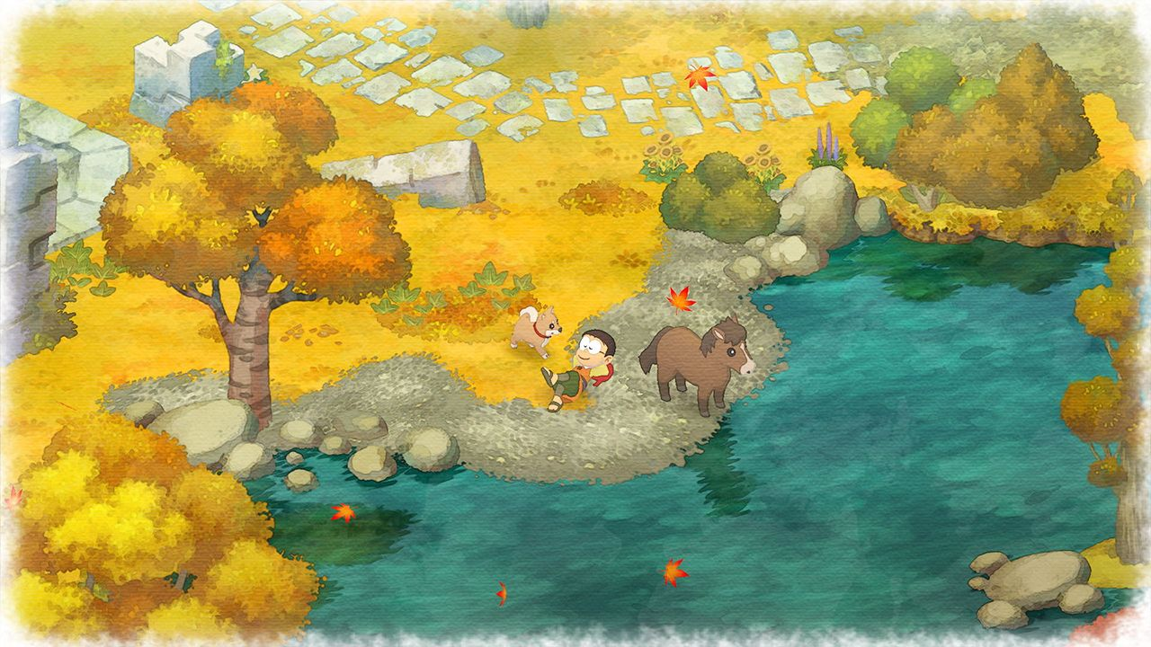 DORAEMON STORY OF SEASONS erscheint am 4. September 2020 für PlayStation 4