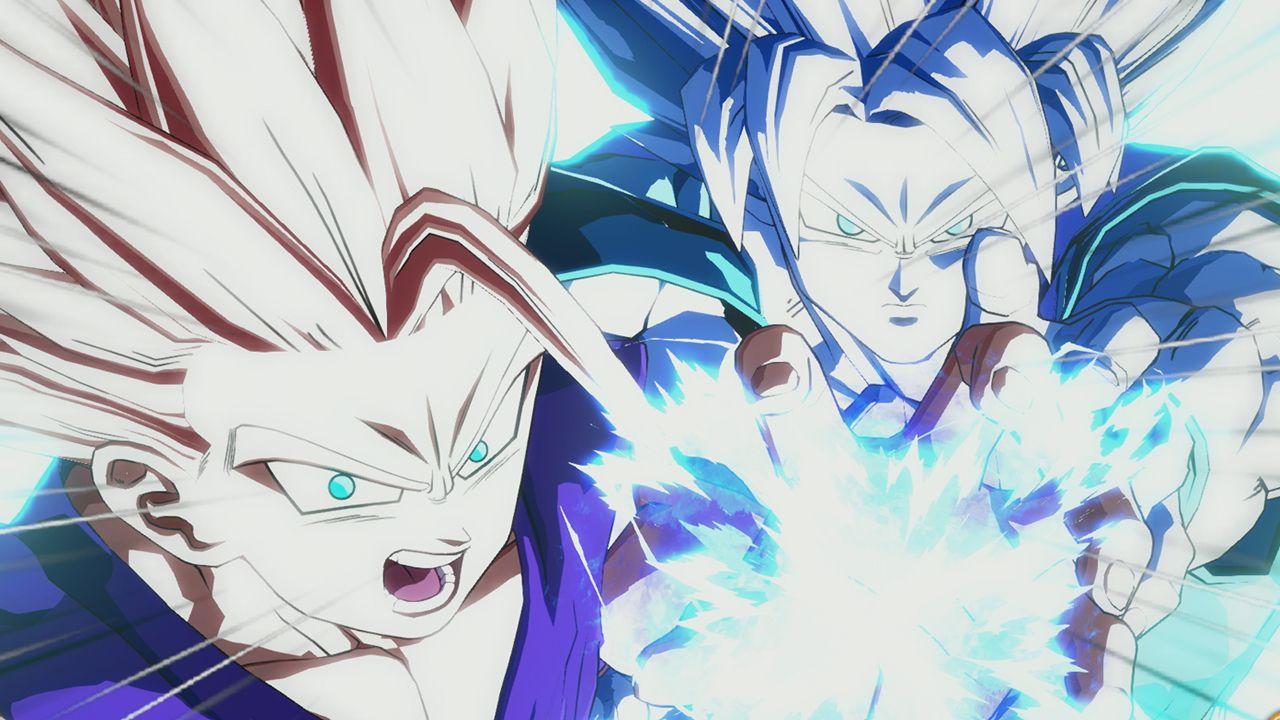 Una nueva actualización de Dragon Ball FighterZ |