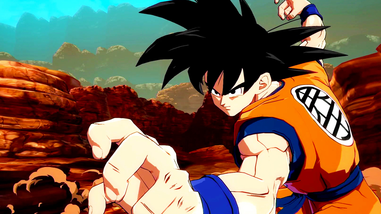 base goku and vegeta join the fight in dragon ball fighterz bandai
