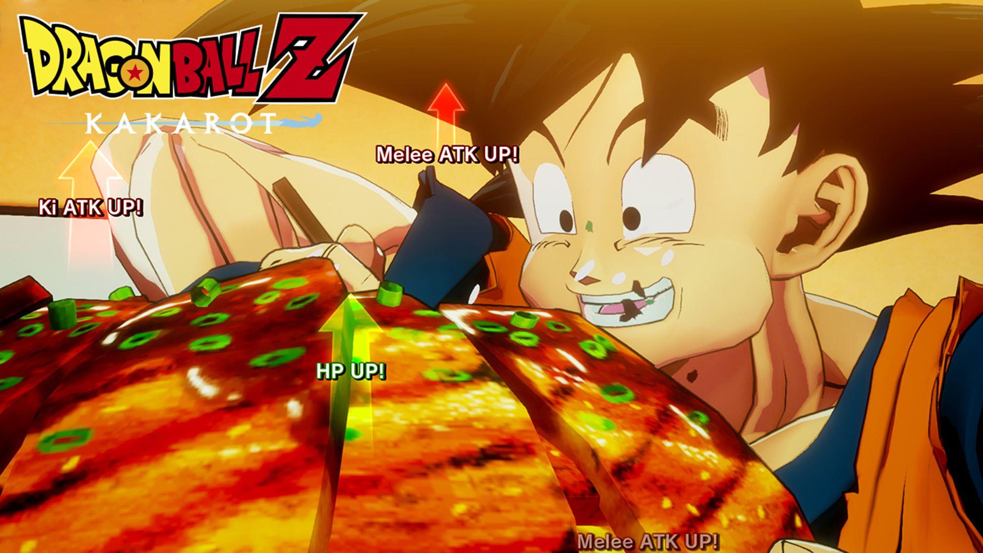 Dragon Ball Z Kakarot Gameplay Showcase 3 Bandai Namco Ent