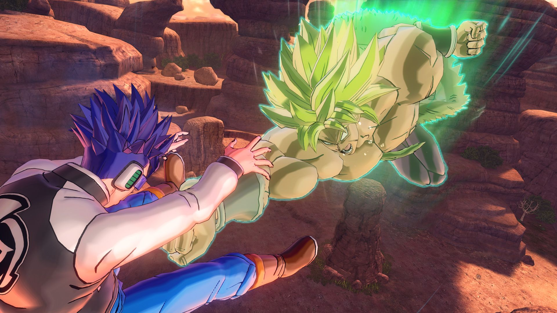 DRAGON BALL XENOVERSE 2 Extra Pack 4 features super-powered