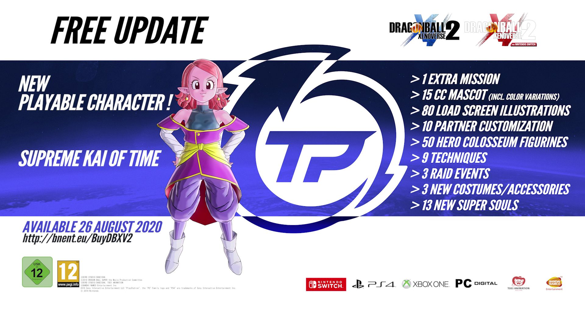 New Christmas Costumes Xenoverse 2 2020 DRAGON BALL XENOVERSE 2 celebrates 6 million copies sold with its