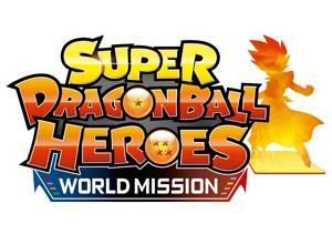 SUPER DRAGON BALL HEROES WORLD MISSION | BANDAI NAMCO