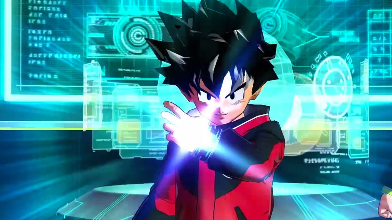 Nouveau trailer pour Super Dragon Ball Heroes World Mission