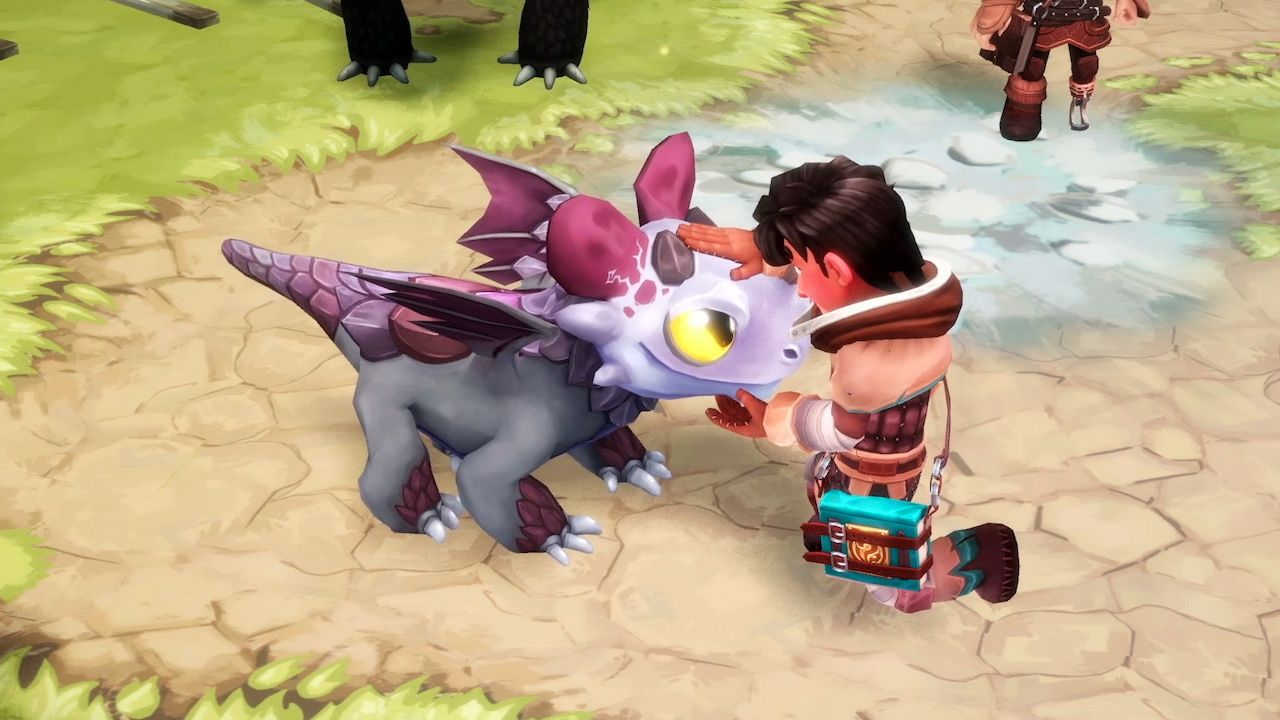 DreamWorks Dragons L'alba dei nuovi cavalieri atterra oggi su console