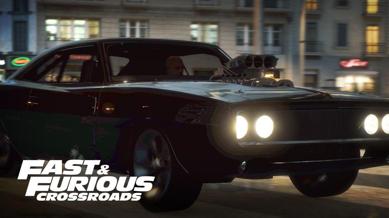 Svelato il gameplay di Fast & Furious Crossroads!