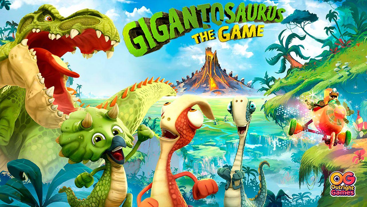 Gigantosaurus – Das Spiel zeigt neuen Trailer