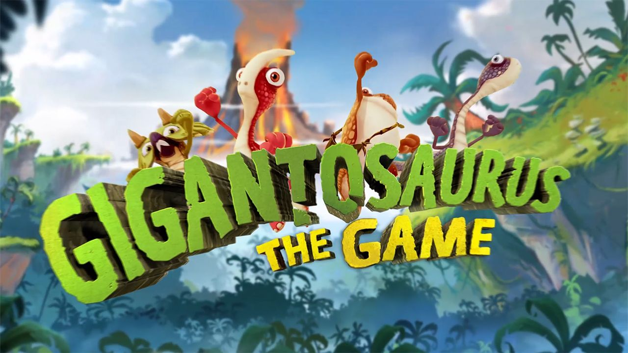 """""""GIGANTOSAURUS: THE GAME"""" LAUNCHES TODAY! - Brand-new trailer"""