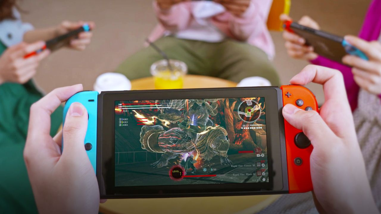 GOD EATER 3 erscheint am 12. Juli 2019 für Nintendo Switch