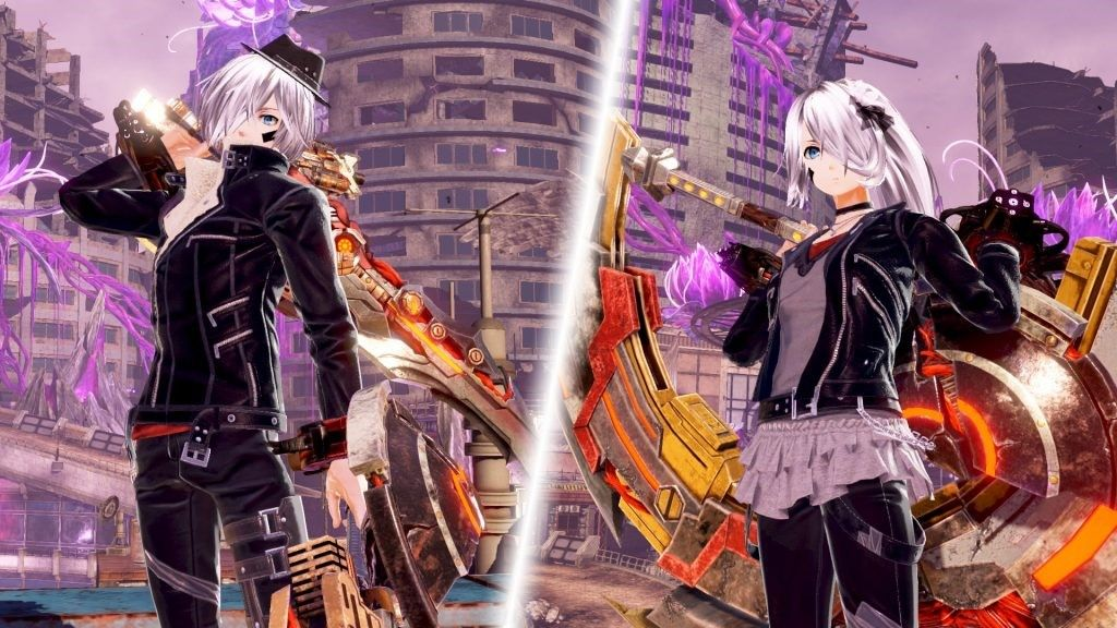 God Eater 3 - new costumes