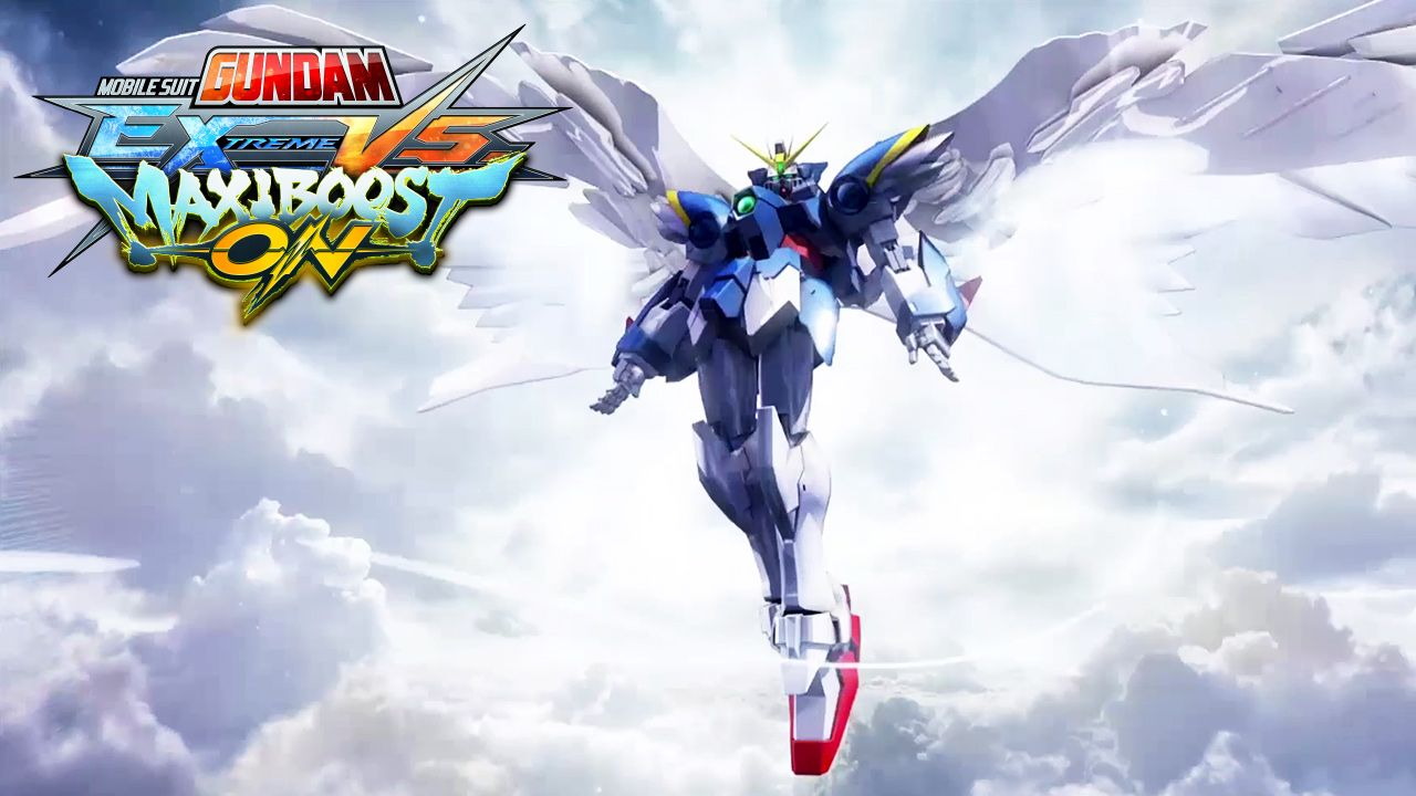 Disponibile MOBILE SUIT GUNDAM EXTREME VS. MAXIBOOST ON!
