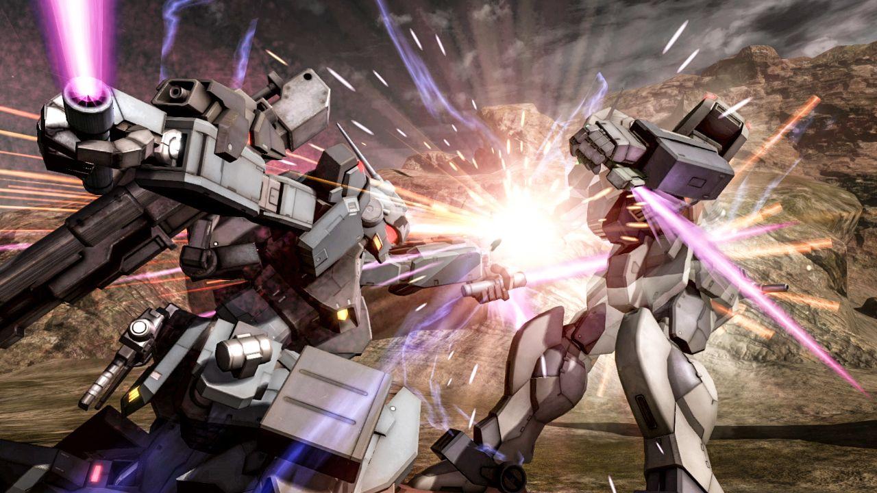 MOBILE SUITE GUNDAM BATTLE OPERATION 2 porterà ai giocatori occidentali di PlayStation 4 emozionanti battaglie spaziali!