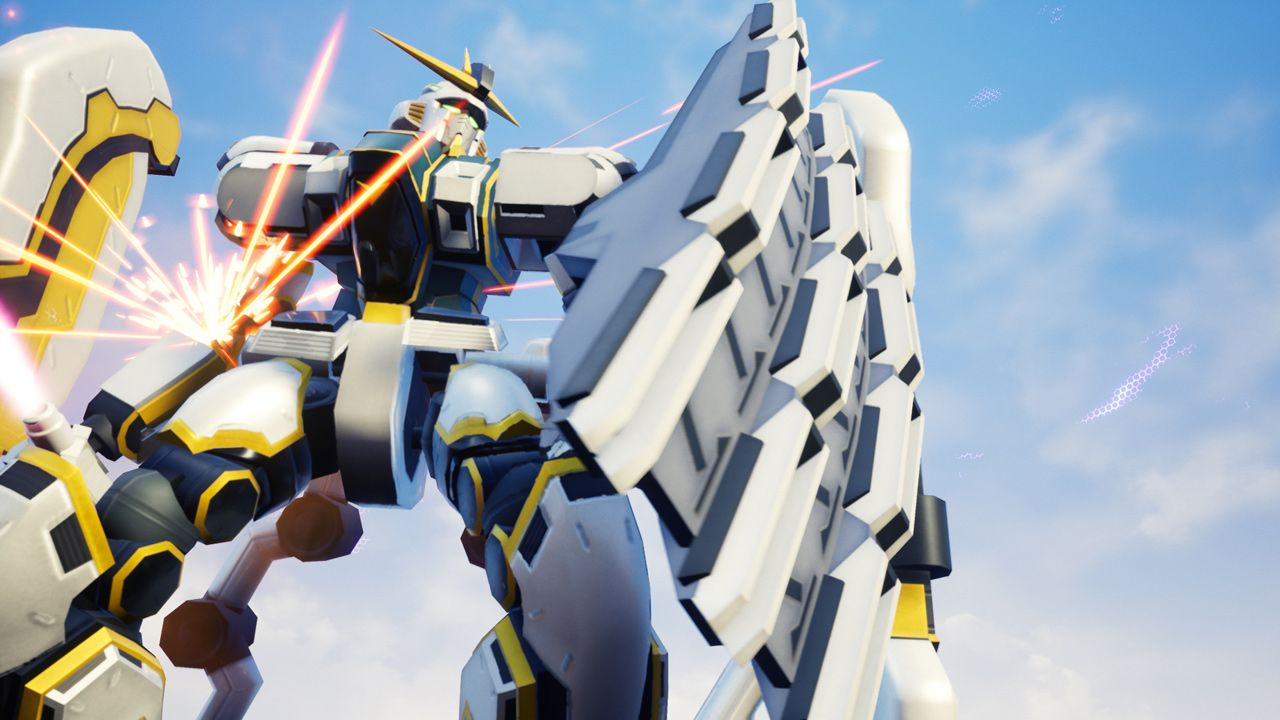 Steam version of NEW GUNDAM BREAKER to be released in summer 2018