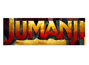 Resultado de imagem para jumanji the video game logo png