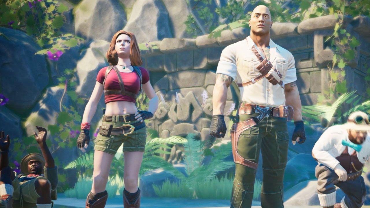 La giungla ti attende nel nuovo gioco basato sul celebre franchise cinematografico di Jumanji,  che sarà disponibile dal 15 novembre 2019