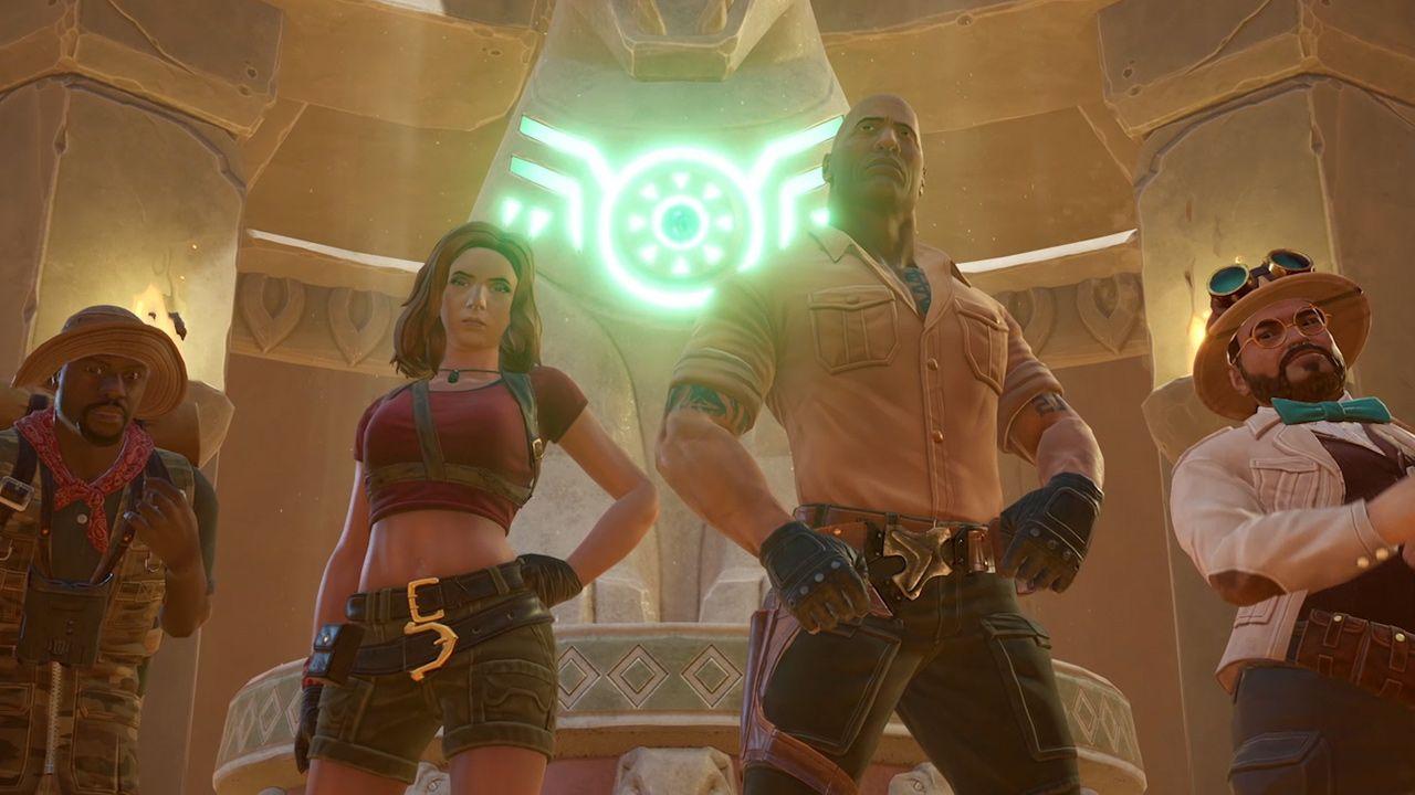Jumanji: Il Videogioco è ora disponibile per PlayStation 4, Nintendo Switch, Xbox One e PC Digital
