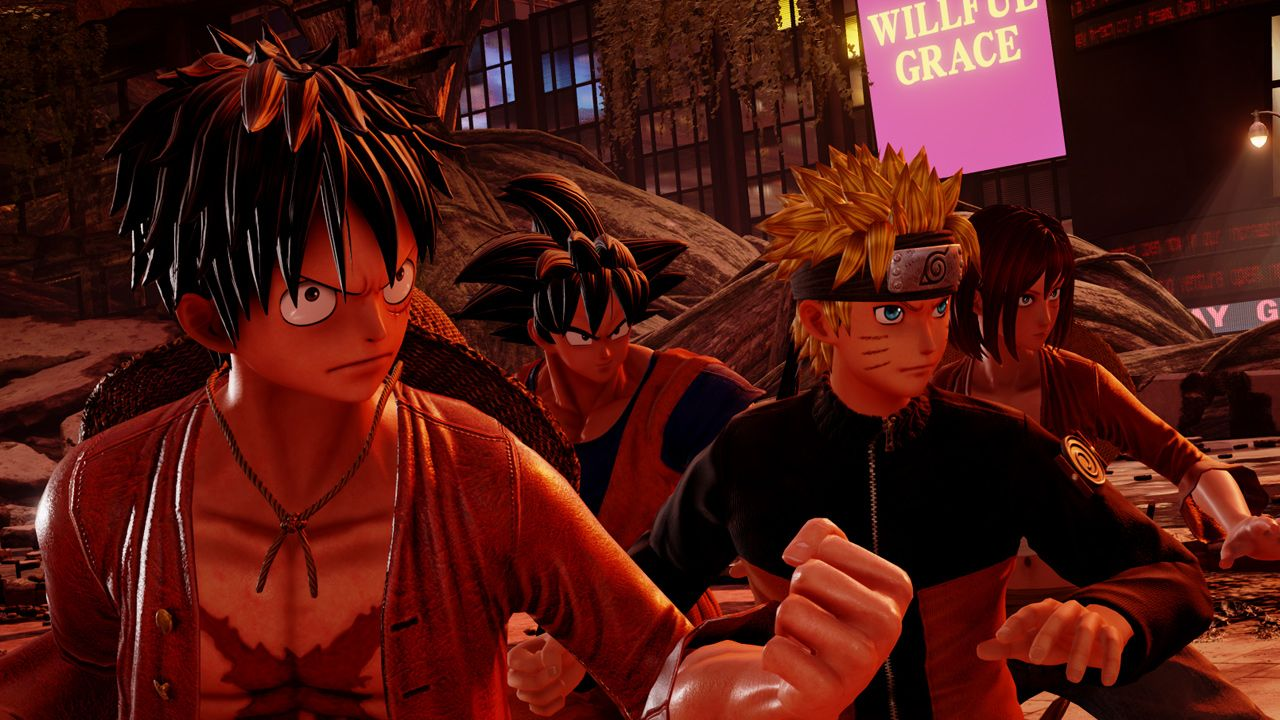 Here Is How You Can Be Part Of The JUMP FORCE Closed Beta