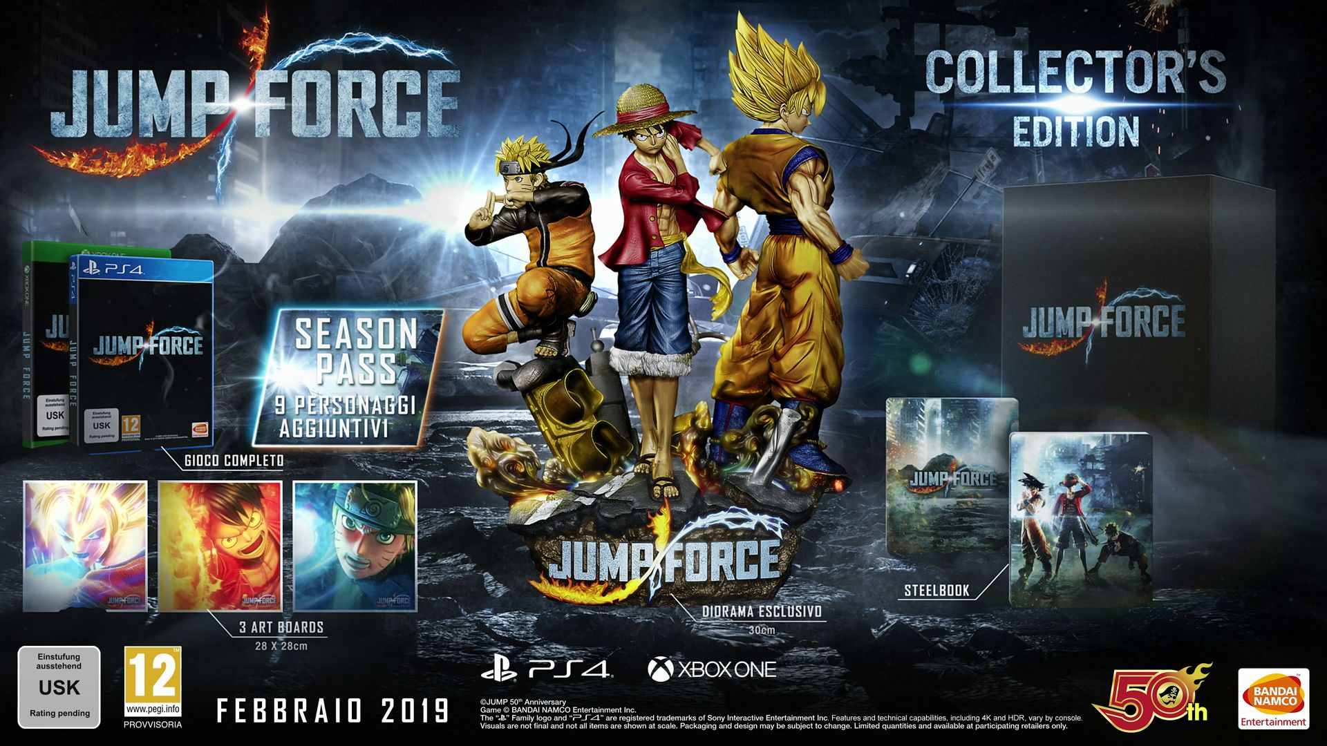 Jump Force - Collector Edition