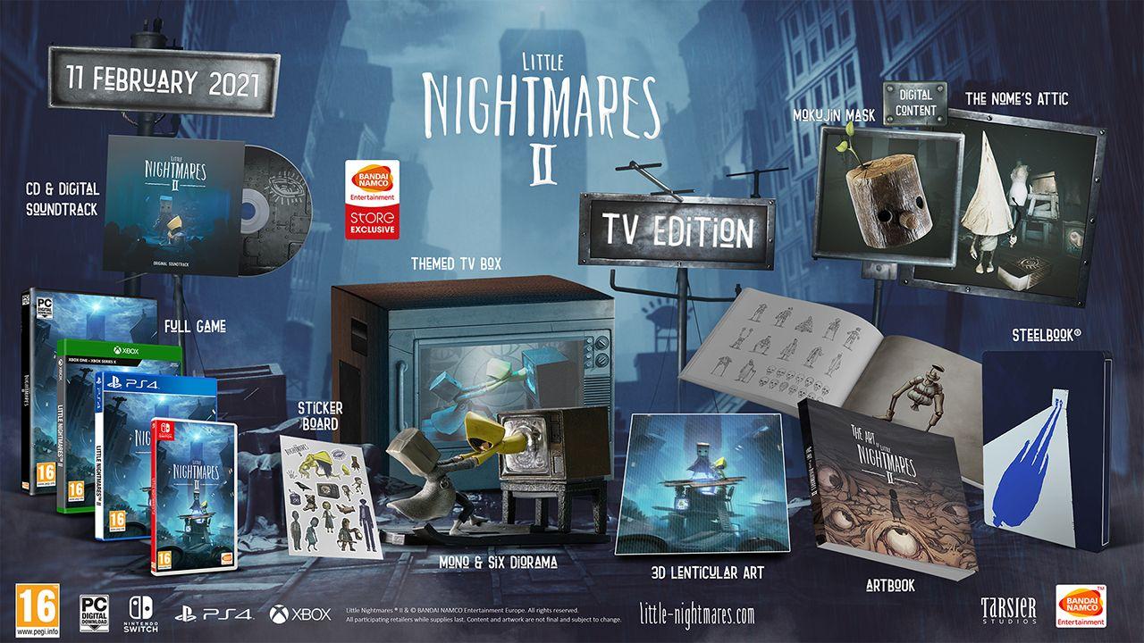 Aperte le prenotazioni di Little Nightmares II!