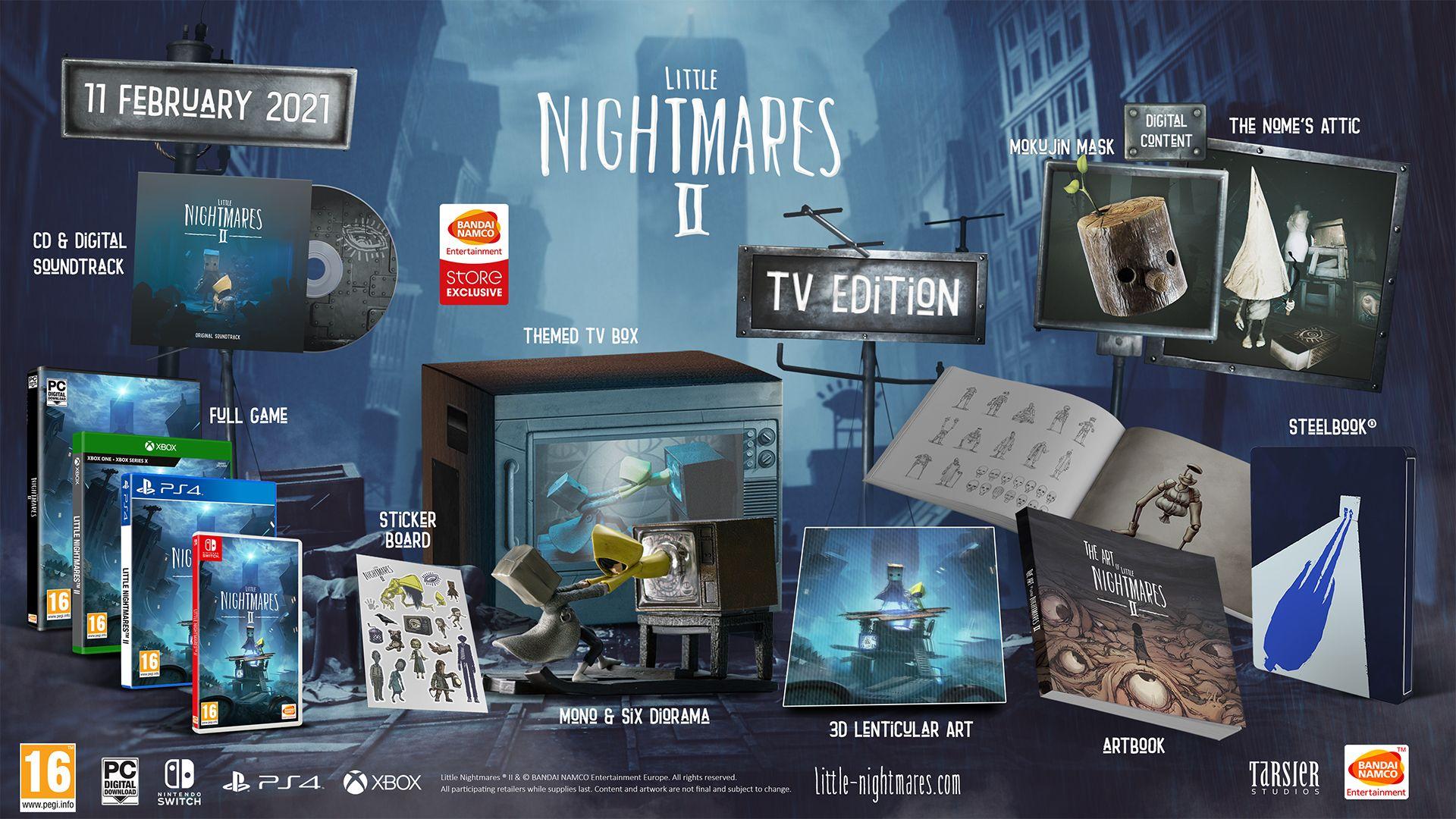 TV Edition Store Little Nightmares 2