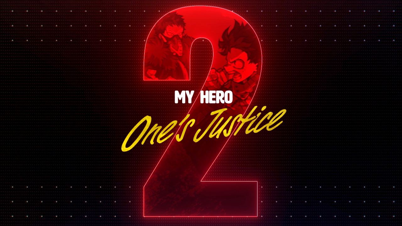 MY HERO ONE'S JUSTICE 2 confirmé sur PlayStation 4, Xbox One, Nintendo Switch et PC Digital