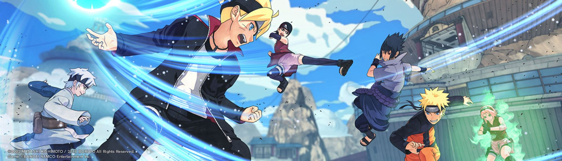 NARUTO | BANDAI NAMCO Entertainment Europe